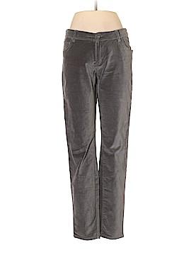 Garnet Hill Velour Pants Size 10