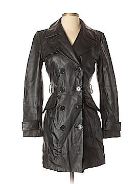 Bebe Leather Jacket Size XS