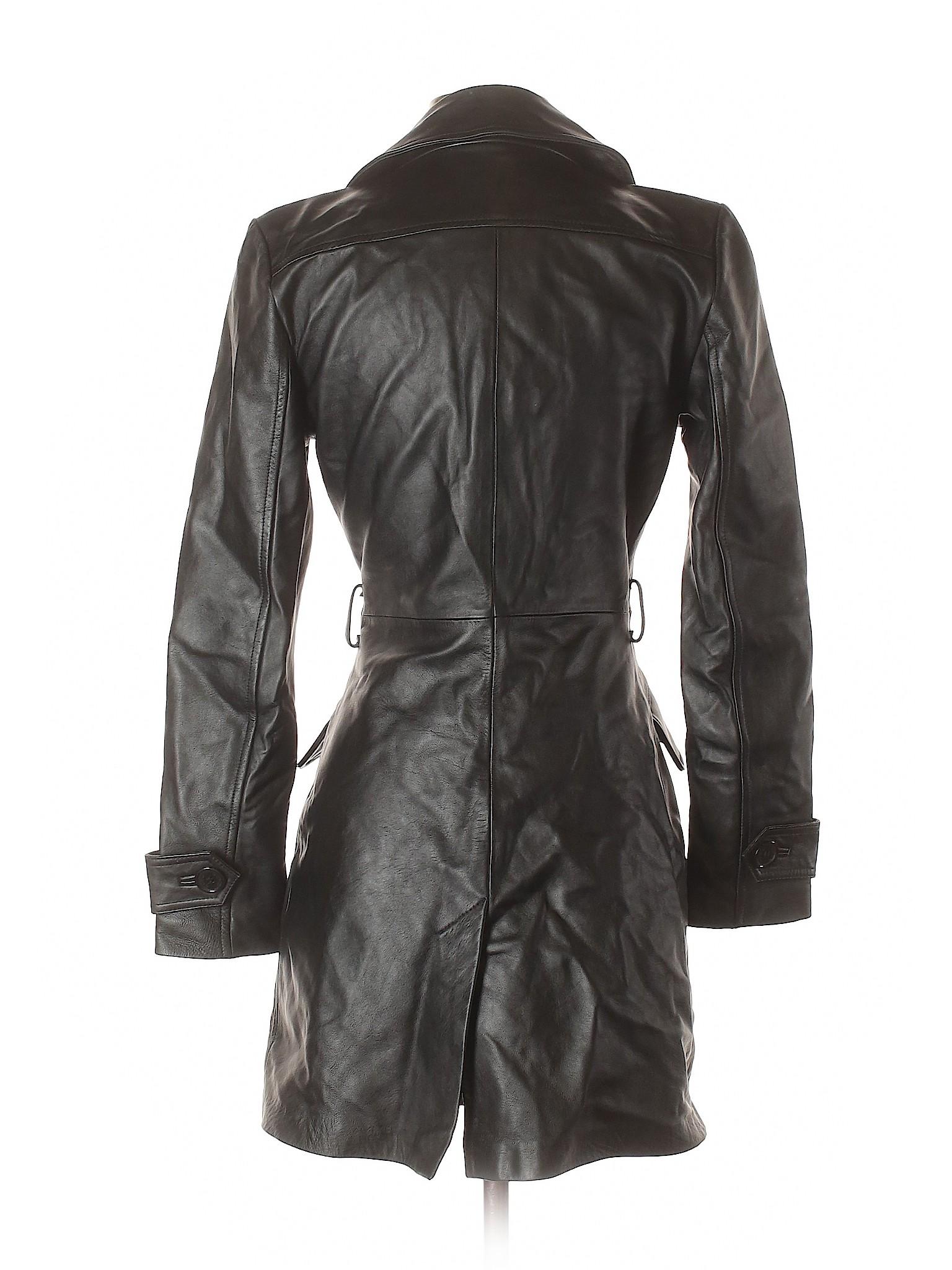 Leather Bebe winter Bebe Leisure winter Leisure Jacket dxZtTnXqw