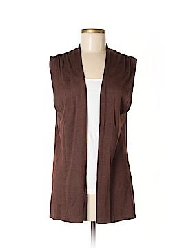 J.jill Silk Cardigan Size M