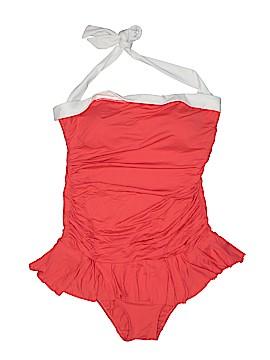 Lauren by Ralph Lauren One Piece Swimsuit Size 16