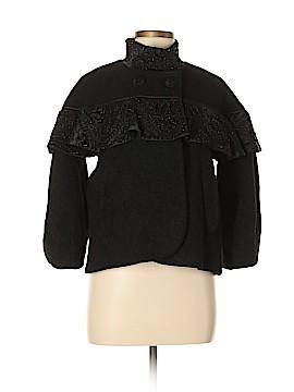 Badgley Mischka Wool Coat Size M