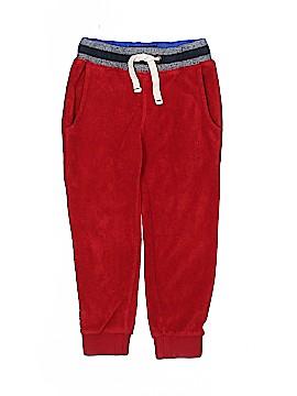 Mini Boden Fleece Pants Size 3