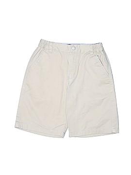E. Land Khaki Shorts Size 6
