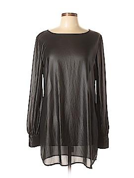 Georgie Long Sleeve Blouse Size L