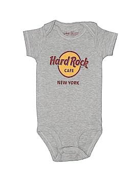 Hard Rock Cafe Short Sleeve Onesie Size 12 mo