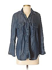 Bella Dahl 3/4 Sleeve Button-down Shirt