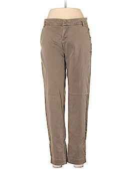 Ecru Khakis Size 8