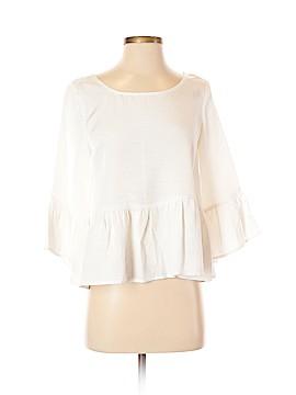 Blaque Label 3/4 Sleeve Blouse Size XS