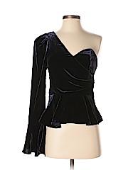 Parker Women Long Sleeve Blouse Size XS