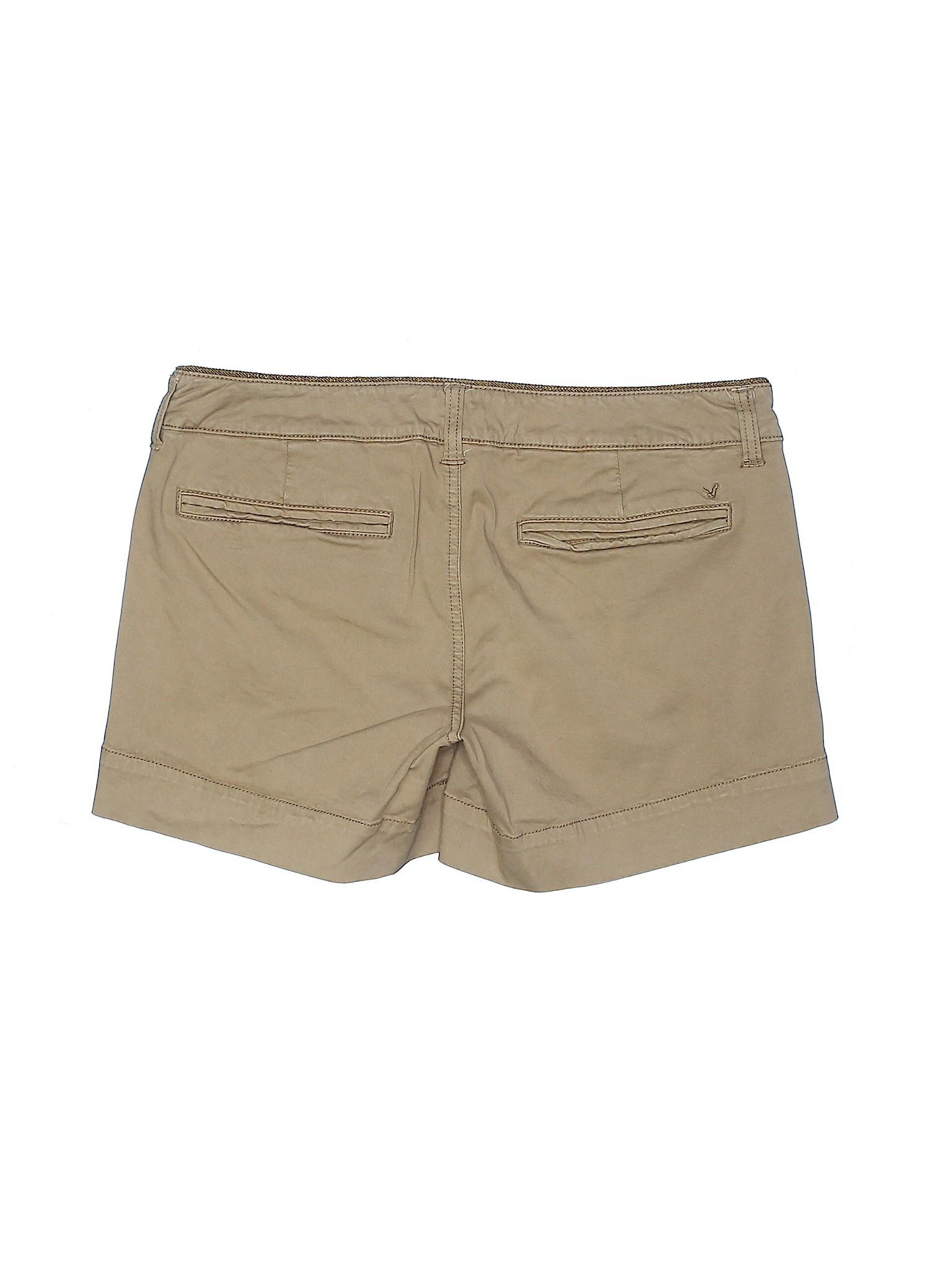 Shorts Khaki Boutique Outfitters Eagle American q0xnwAHz
