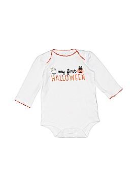 Little Wonders Long Sleeve Onesie Newborn
