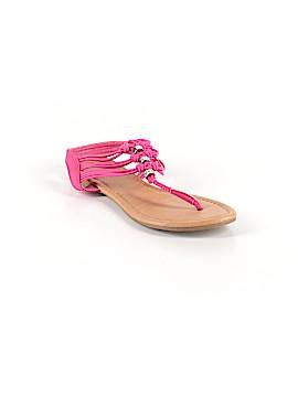 Glaze Sandals Size 6 1/2
