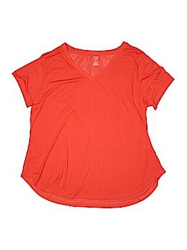 Jennifer Lauren Short Sleeve T-Shirt Size 3X (Plus)