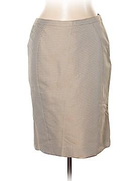 Armani Collezioni Silk Skirt Size 44 (IT)