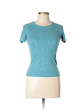 Patrizia Pepe Short Sleeve T-Shirt Size 42 (EU)