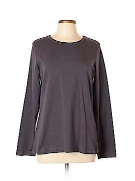 Sport Savvy Long Sleeve Blouse Size M