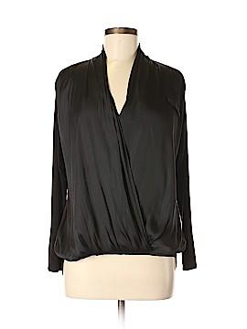 Dolan Long Sleeve Blouse Size S