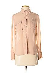 Bruce FIeld Women Long Sleeve Blouse Size S