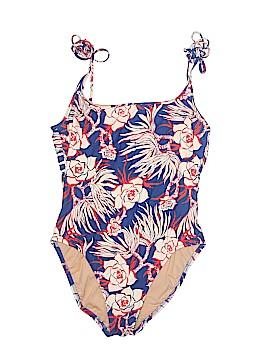 J. Crew Swimsuit Top Size 10