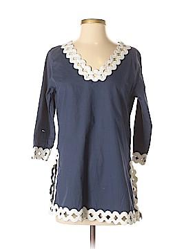Gretchen Scott Designs 3/4 Sleeve Blouse Size S