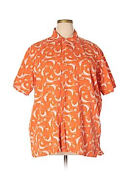Polo Sport by Ralph Lauren Short Sleeve Button-Down Shirt Size XXL