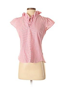 Elizabeth McKay Short Sleeve Blouse Size 0