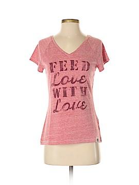 FEED Short Sleeve T-Shirt Size S