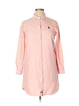 U.S. Polo Assn. Casual Dress Size L