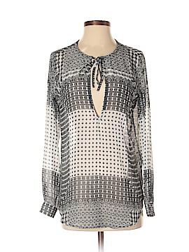 Capulet Long Sleeve Button-Down Shirt Size S