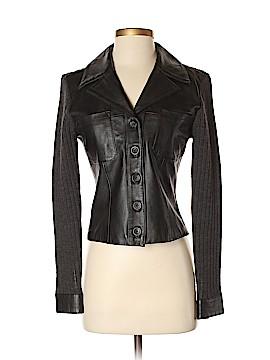 Twiggy Leather Jacket Size S