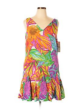 Lauren by Ralph Lauren Casual Dress Size 14 (Petite)