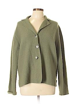Evan Picone Wool Cardigan Size XL