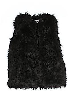 The Children's Place Faux Fur Vest Size L (Youth)