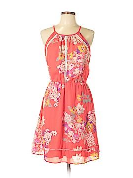Collective Concepts Casual Dress Size L (Petite)
