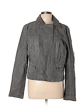 Levi's Leather Jacket Size XL