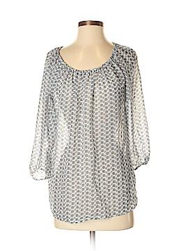 Daisy Fuentes 3/4 Sleeve Blouse Size S