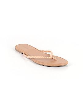 Forever 21 Flip Flops Size 10