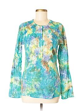 Lucky Brand Long Sleeve Button-Down Shirt Size 8