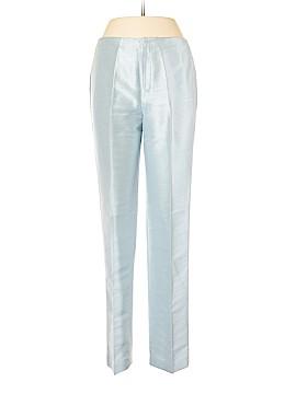 Linda Allard Ellen Tracy Silk Pants Size 8