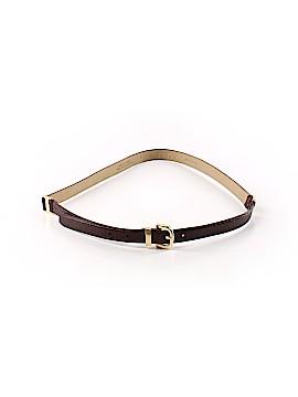 Talbots Leather Belt Size L