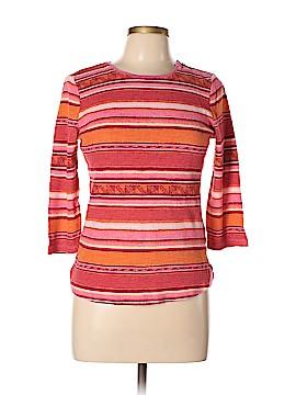 Lauren Jeans Co. 3/4 Sleeve Top Size L