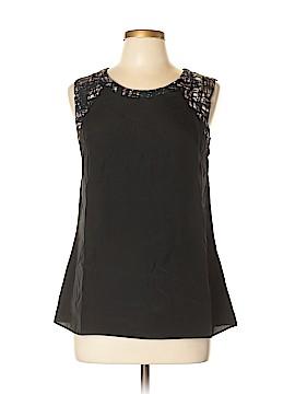 Charlie Jade Short Sleeve Blouse Size M
