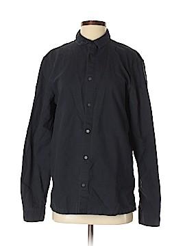 All Saints Long Sleeve Button-Down Shirt Size S
