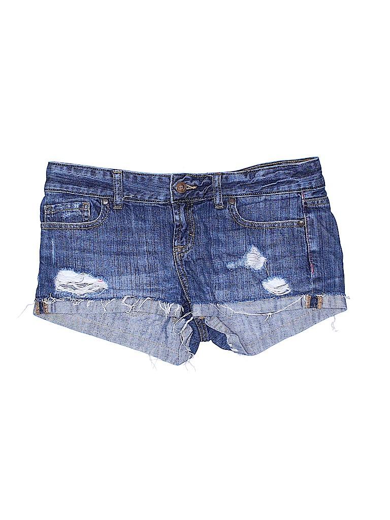 e953d9ca05653 Check it out -- Victoria's Secret Pink Denim Shorts for $14.99 on thredUP!