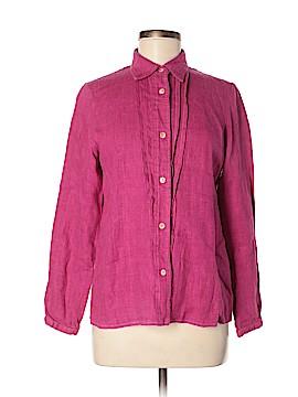 Harve Benard by Benard Holtzman Long Sleeve Button-Down Shirt Size 6