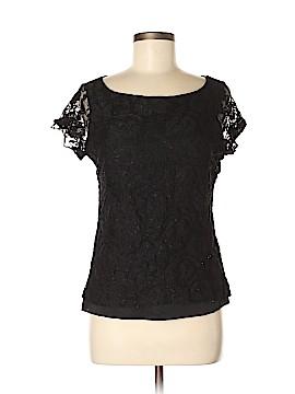 Fever Short Sleeve Blouse Size M