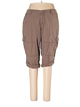 St. John's Bay Cargo Pants Size 14 (Petite)