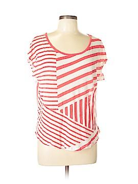 Stem Short Sleeve Top Size L