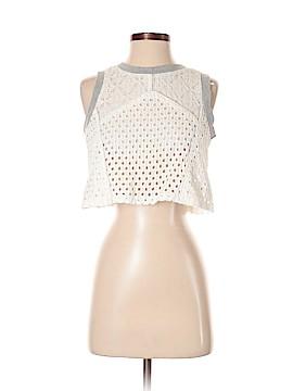 Lulumari Sleeveless Blouse Size S